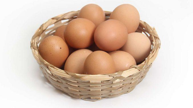 סלסלת ביצים